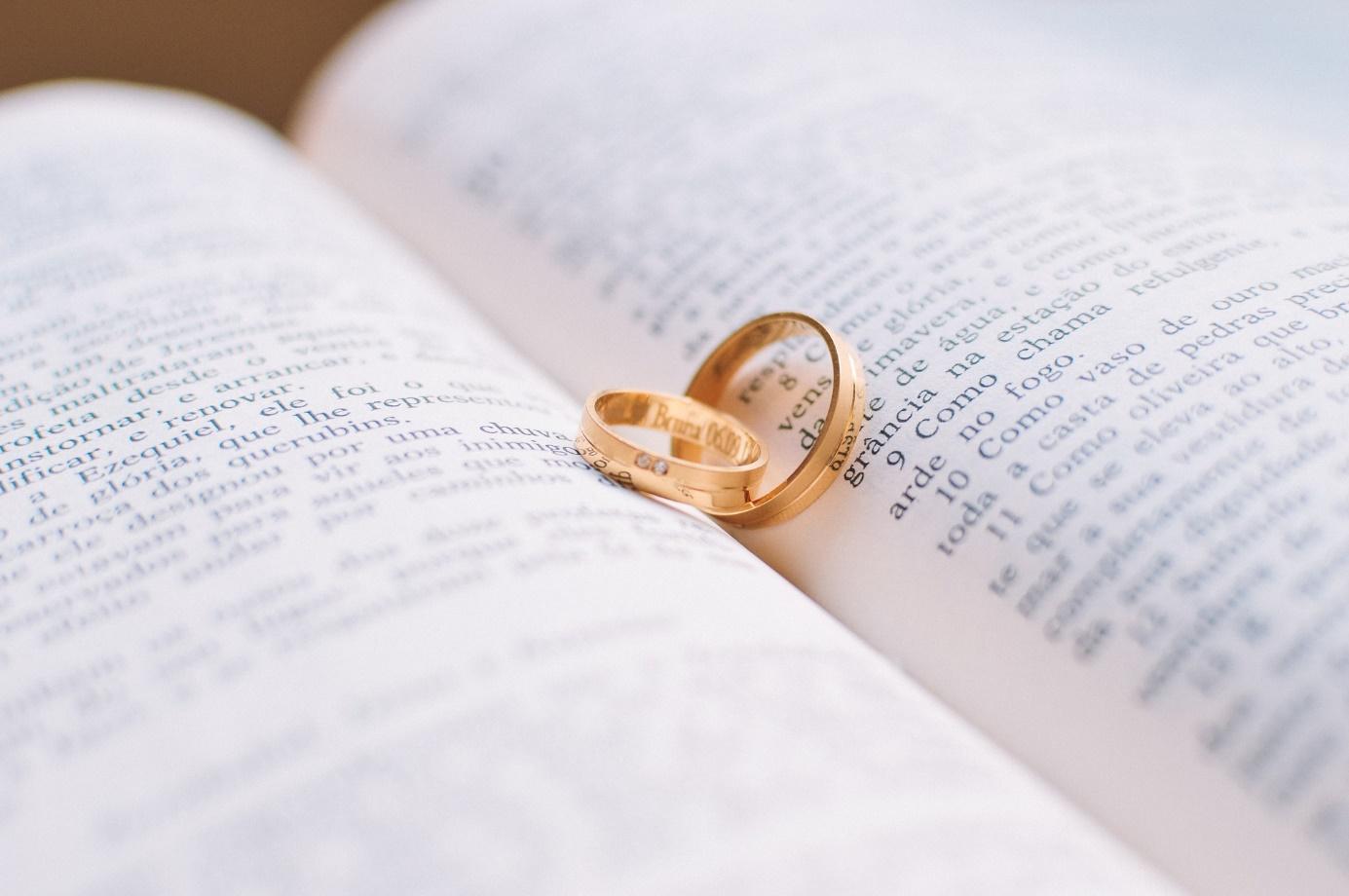 Renouvellement de vœux de mariage